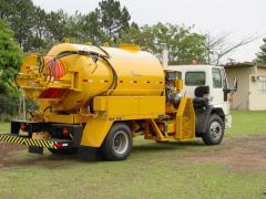 Equipamento Hidro-Jato SLP-150
