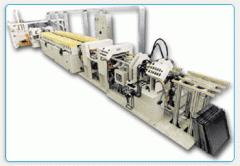Linha automática para fabricação de painéis