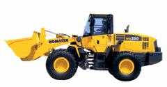 Carregadeira WA320-5