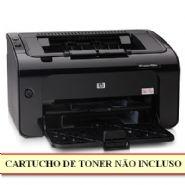 Impressora Hp 1102w Para Teste Toners