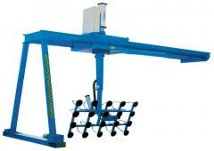 Manipulador Automático MW-20