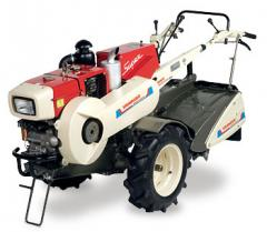 Cultivador Motorizado TC14 Super com Aparador de