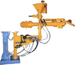 Misturadores de areia HS-100