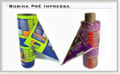 Bobina Pre Impressa.