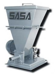 Dosador Volumétrico para Materiais Granulados