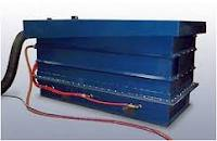 Cabina de pintura eletrostatica