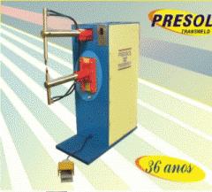 Maquina de Solda a Ponto Pneumática