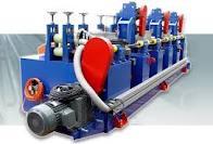 Máquinas para endireitar e polir barras/tubos