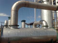 Sistema de destilação