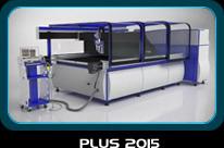 Maquina a laser PLUS 2015