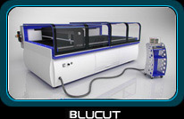 Maquina a laser Blucut