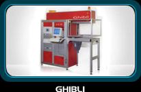 Maquina a laser Ghibli