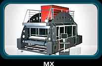 Sistema MX laser
