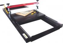 Maquina manual de corte e vinco modelo BMC-070