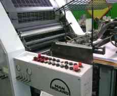 Maquina Impressora Off Set Roland 200 Mono