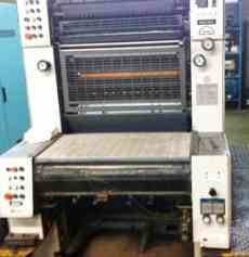 Maquina Off Set Roland 200 ano 95