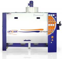 Túnel de Cura Linear UV (Ultra Violeta) - ET-TCUV