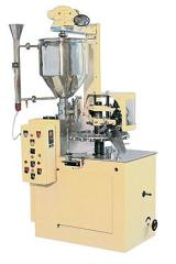 Máquina para encher Bisnagas