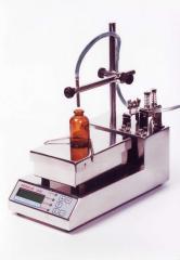 Envasadora de liquidos por peso