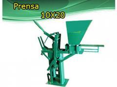 Prensa modular 10x20