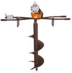 Perfurador de solo PS-06 com motor elétrico