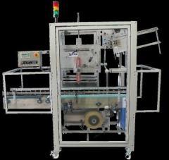Maquinas de aplicaçao de alças adesivos