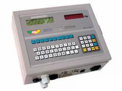 Balança Eletrônica e Impressora