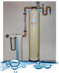 Deionizador de água para indústrias