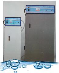 Deionizador de água para laboratórios