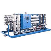 Os sistemas de osmose reversa (OR) Série PRO