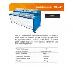 Mesa de resfriamento MS-415