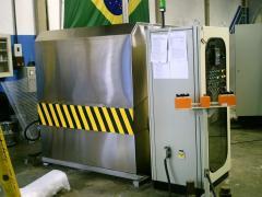 Lavadora de peças industriais serie LV tipo