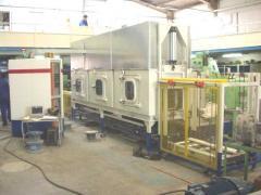 Lavadora peças industriais por Imersão - LI