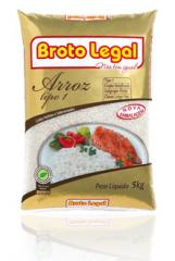 Broto Legal - Arroz Agulhinha Longo Fino Tipo 1