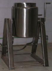 Tacho cozinhador inox