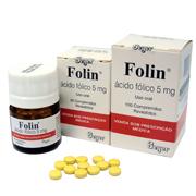 Folin ® ácido fólico