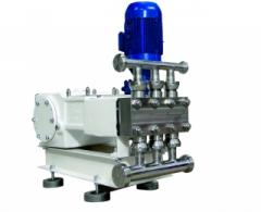 Homogeneizador de Pistão de Alta pressão