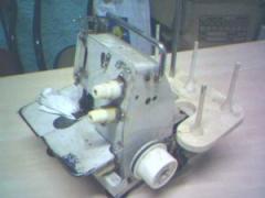 ES-252 - Maquina costura Goleira Gemsy