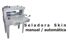 Seladora Skin manual/automatica