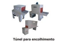 Tunel para encolhimento