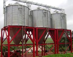 Torres de silos