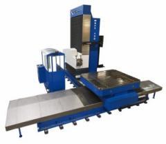 Mandrilhadoras CNC