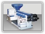 Extrusora RX 25 mm à 150 mm para P.E.B.D, P.E.A.D,