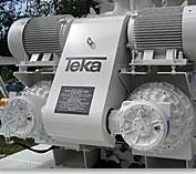 Misturadores Duplo-Eixo  - TDZ