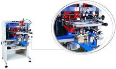 Máquina serigráfica semi-automática universal