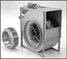 Ventilador Centrífugo Tipo Limit-Load