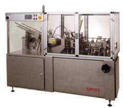 Maquina encartuchadora Enflex