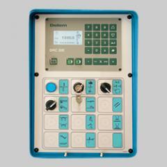 Painel de controle com Programador DAC 310