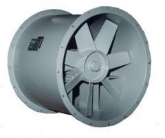 VHF - Ventilador Tubo Axial