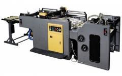 Impressora serigrafica automatica